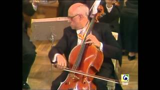 getlinkyoutube.com-Joseph Haydn - Cello Concerto No. 1  (Mstislav Rostropovich)