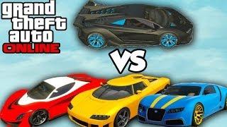 "getlinkyoutube.com-GTA 5 Online - ""PEGASSI ZENTORNO"" BEST CAR? (Zentorno vs Adder vs Turismo) [GTA V High Life DLC]"