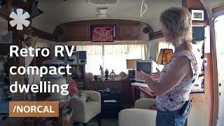 getlinkyoutube.com-Airstream-inspired retro RV as affordable backyard tiny home