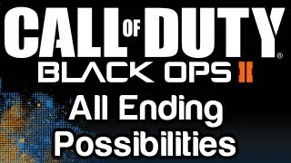 getlinkyoutube.com-Call of Duty: Black Ops 2 - All Ending Possibilities (Perfect Ending, Kill Menendez, Spare Menendez, Woods Lives, Woods Dies)