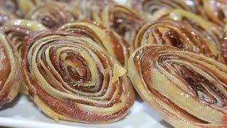 القريووش الجزائري عين الجمل ب طريقة جديدة و سهلة  /حلويات معسلة اقتصادية /GRIWECHE ALGERIEN