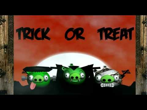 Angry Birds Halloween -eUAMvnZ-rjc