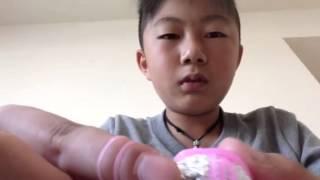 getlinkyoutube.com-輪ゴムでスーパーボール作り