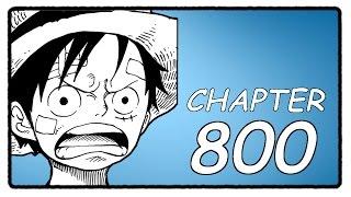 getlinkyoutube.com-NEUES KOPFGELD?! - One Piece Chapter/Kapitel 800 Review