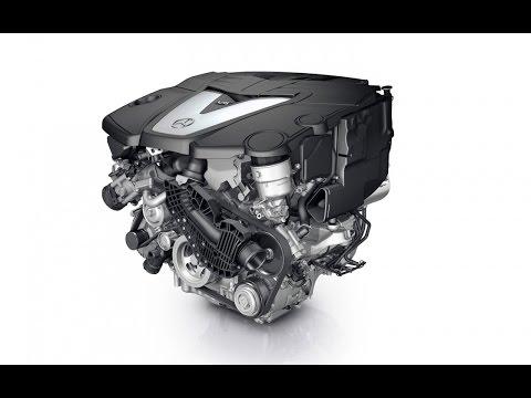 Mercedes W164 OM642 3.0 V6, Течь масла