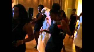 getlinkyoutube.com-Kevin Gates Wedding . His Beautiful Wife Dreka!!