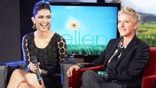 getlinkyoutube.com-Deepika Padukone on The Ellen Degeneres Show   FIRST LOOK   XXX Return Of Xander Cage Movie