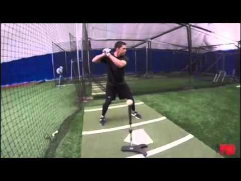 MLB coach Wally Joyner critiques my swing