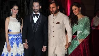 getlinkyoutube.com-Shahid - Mira's GRAND Wedding Reception: EXCLUSIVE Highlights | Planet Bollywood @ One,