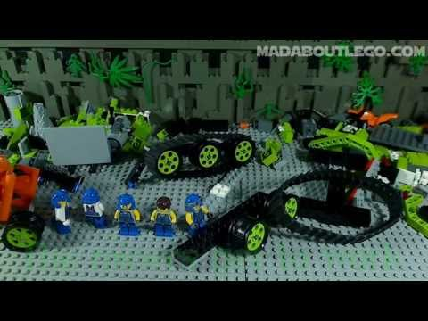 LEGO Power Miners THE MOVIE 2