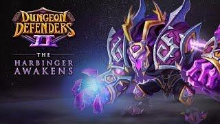 getlinkyoutube.com-Dungeon Defenders 2: Nightmare IV Harbinger (Tips