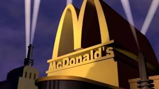 McDonald's Double Features 1989 Logo Remake