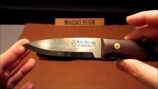 getlinkyoutube.com-The Ray Mears Bushcraft Knife Review