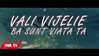 getlinkyoutube.com-Vali Vijelie - Ba sunt viata ta [lyric video] 2014