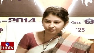 getlinkyoutube.com-Smita Sabharwal IAS | Responded on Outlook Magazine Issue | HMTV News