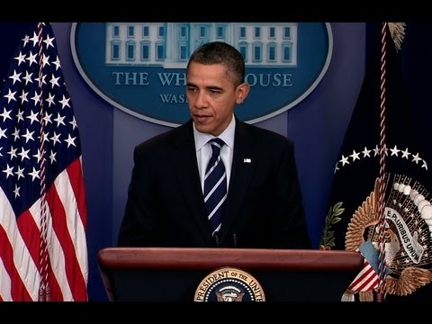 President Obama Speaks on Payroll Tax Cut Extension