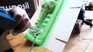 getlinkyoutube.com-EZ-Spray | tworzenie formy silikonowej
