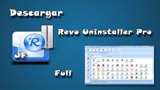 getlinkyoutube.com-Descargar E Instalar Revo Uninstaller Pro v 3.1.6 Full 2016