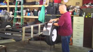 getlinkyoutube.com-How to Build a Utility Trailer Full Video Parts 1-9 HD