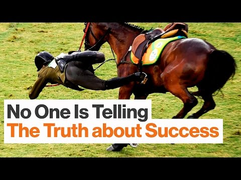 The Truth about Success That Nobody Is Telling You | Former Equinox President Sarah Robb O'Hagan