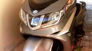 getlinkyoutube.com-Piaggio x10 350 Elegance