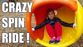 getlinkyoutube.com-Crazy spin ride! Playground fun!   Life With Jillian & Addie   Babyteeth4