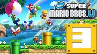 getlinkyoutube.com-New Super Mario Bros Wii U! Capitulo 3!