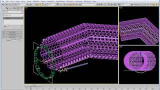 getlinkyoutube.com-RailClone 1 tech demo - Generative Components
