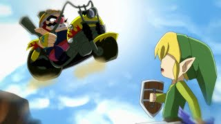 getlinkyoutube.com-Super Smash Bros. Animated Teaser