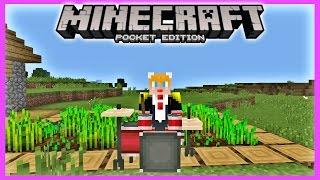 getlinkyoutube.com-[0.14.0] คุณคือนักดนตรี!! กลองชุด กีตาร์ มีเพลงด้วย - Rock Stars Mod | Minecraft PE 0.14 Mod