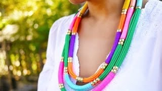 getlinkyoutube.com-Collares de Moda 2015-2016 (parte 1)