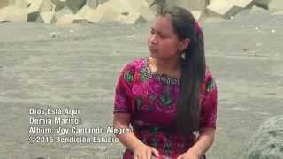 getlinkyoutube.com-Solista, Demia Marisol, Dios Esta Aqui Tan cierto como el aire, Musica Cristiana De Guatemala 2015
