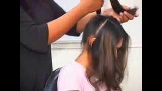 getlinkyoutube.com-How to Make Best Hair Style Indian Bridal Juda