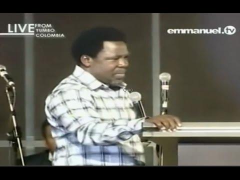 Pastors Conference With Prophet TB Joshua In Colombia (Part 2/3), Emmanuel TV