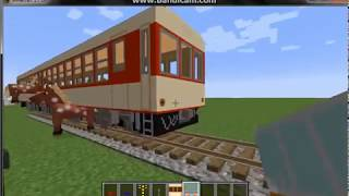 getlinkyoutube.com-Tutorial Membuat Rel Kereta Minecraft Mod 1.7.10