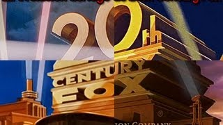 getlinkyoutube.com-La evolución del logo 20th Century Fox