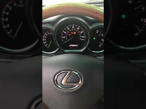 Замена под рулевого шлейфа lexus rx 330 итог