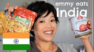 getlinkyoutube.com-Emmy Eats India - an American tasting Indian treats