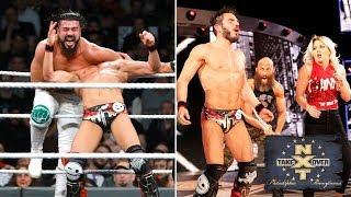 NXT TakeOver: Philadelphia REVIEW & RESULTS :: The Gargano vs. Almas Classic :: A MOTY Main Event!
