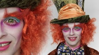 getlinkyoutube.com-The Mad Hatter MakeUp Tutorial For Halloween | Fancy Dress | Shonagh Scott | ShowMe MakeUp
