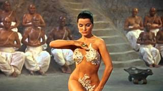 getlinkyoutube.com-The Indian Tomb - Debra Paget - Snake Dance Scene - HD
