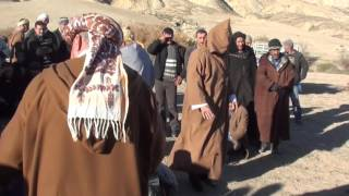 Gasba danseurs en transe   16   قصبة وراقصون في غيبوبة