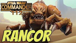 Star Wars Commander Empire #112 - Rancor Beast