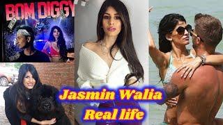 Bom Diggy Diggy | Jasmin Walia | Real pics |