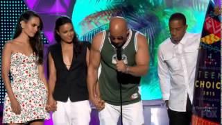 getlinkyoutube.com-Vin Diesel, Paul Walker, Fast & Furious 7 Win Teen Choice Awards 2015