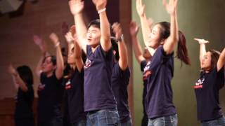 How Great Is Our God - Worship Dance - by 북청연합2014