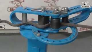 getlinkyoutube.com-Инструмент универсальный MB31-6x50 ручной гибочный BlackSmith