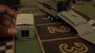 getlinkyoutube.com-Disney Pixar Cars Collection: Haulers Collection (Most Complete Collection on Youtube)