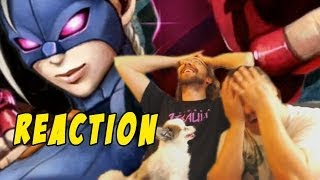 getlinkyoutube.com-Max Reacts! Decapre Reveal (Ultra Street Fighter 4)