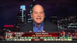 Gene Marks on Fox Business 12/24/18